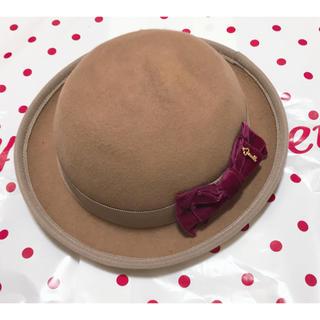 Shirley Temple - シャーリーテンプル 帽子