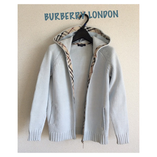 BURBERRY - BURBERRY LONDON⭐️パーカー