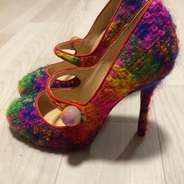 Christian Louboutin(クリスチャンルブタン)のクリスチャンルブタン    ヒール レディースの靴/シューズ(ハイヒール/パンプス)の商品写真