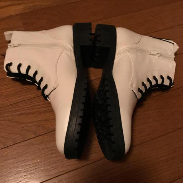 ハイカット レディースの靴/シューズ(ブーツ)の商品写真