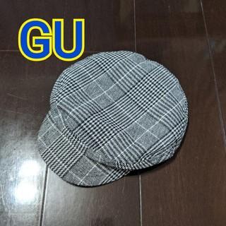GU - GU ハット ギンガム♡