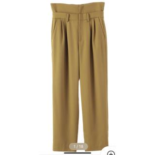 シップス(SHIPS)のCLANE Layer pants (クロップドパンツ)