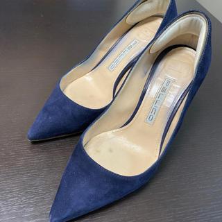 ペリーコ(PELLICO)のペリーコ パンプス 靴 34.5(ハイヒール/パンプス)