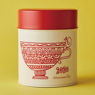 アフタヌーンティー(AfternoonTea)のアフタヌーンティー  ティーキャニスター缶(容器)