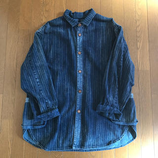 ポーター(PORTER)のporter classic Hawaiiandenim shirtjacket(シャツ)