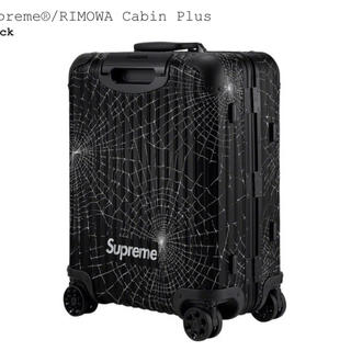 Supreme - 定価込み supreme rimowa cabin plusキャビンプラス49L