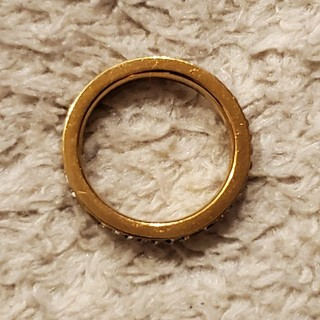 フォリフォリ(Folli Follie)のFolli Follie指輪 イエローゴールド(リング(指輪))