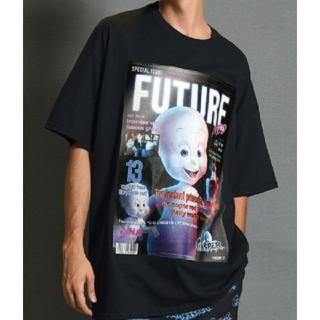 MILKBOY - 【11/22まで出品】MILKBOY  CASPER MAGAZIN Tシャツ