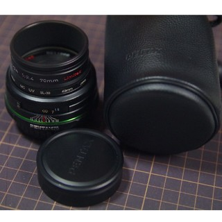 PENTAX - ペンタックス PENTAX DA 70mmF2.4 Limited おまけ付き