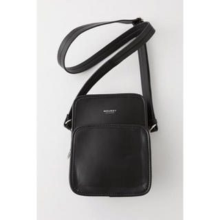 moussy - 新品 MOUSSY VERTICAL CROSS BODY BAG