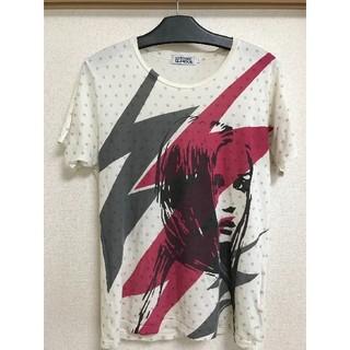 HYSTERIC GLAMOUR - HYS ヒス ヒステリックグラマー 半袖 Tシャツ メンズ ブランド
