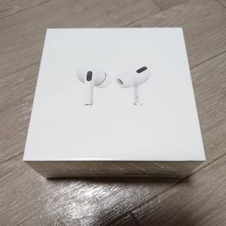 Apple - 【新品未開封品】airPods pro MWP22J/A