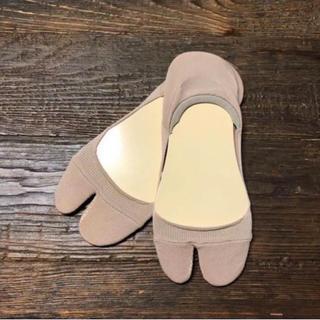 Maison Martin Margiela - はみ出さない 二本指 靴下 マルジェラ  足袋 フラット バレエ エアリフト