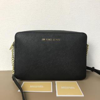 Michael Kors - ◆新品未使用◆Michael Kors クロスボディショルダーバッグ◆ブラック