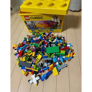 Lego - LEGO CLASSIC 黄色のアイデアボックス