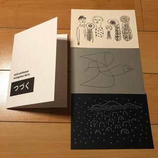 mina perhonen - 【非売品】ミナペルホネン  ポストカード