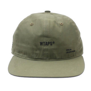 W)taps - WTAPS T-6 191HCDT-HT05 CAP SATIN キャップ