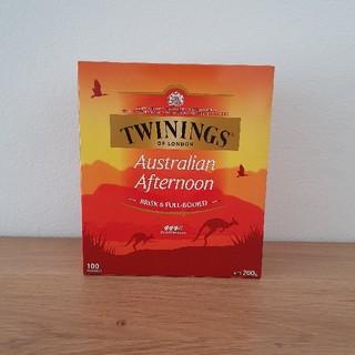 カルディ(KALDI)のオーストラリア 紅茶 100袋 トワイニング イギリス 高級 限定 ティーバッグ(茶)
