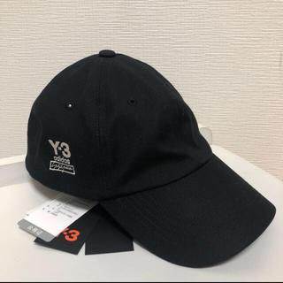 Y-3 - Y-3 ダッドキャップ 黒