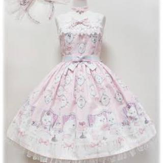 Angelic Pretty - 猫のお茶会