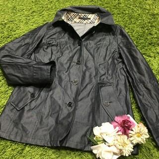 BURBERRY - burberryバーバリー レディベーシックジャケット