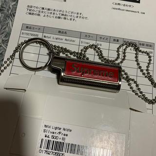 シュプリーム(Supreme)のsupreme ライター ライターネックレス カバー 正規品(ネックレス)