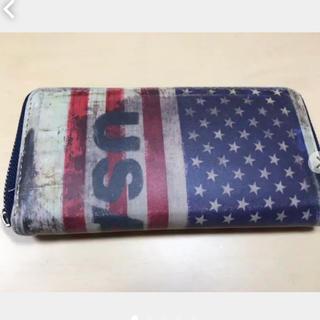 アメリカ合衆国 財布(長財布)