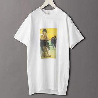 BEAUTY&YOUTH UNITED ARROWS - <6(ROKU)>オードリー・ホーン グラフィックTシャツ