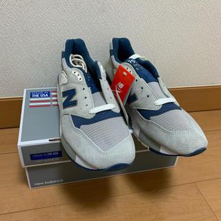 ニューバランス(New Balance)の【未使用】new balance/USA製 スニーカー M998/27.5(スニーカー)