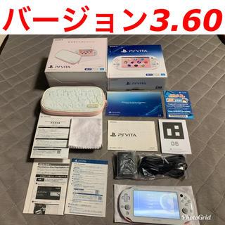プレイステーションヴィータ(PlayStation Vita)のvita マーキュリーデュオ 3.60 送料無料(携帯用ゲーム機本体)