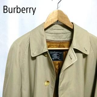 BURBERRY - BURBERRY バーバリー ステンカラーコート チェック ライナー付き