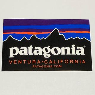 patagonia - パタゴニア  ロゴステッカー
