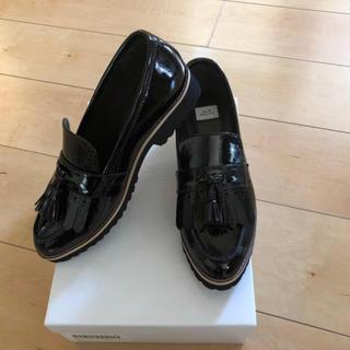 ビューティアンドユースユナイテッドアローズ(BEAUTY&YOUTH UNITED ARROWS)の 新品未使用 mio notis タンクソールローファー(ローファー/革靴)