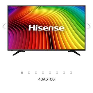 ハイセンスLED液晶テレビ