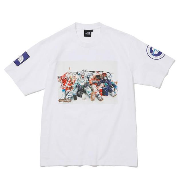 THE NORTH FACE(ザノースフェイス)のザノースフェイス  トランスアンタークティカ  Tシャツ メンズのトップス(Tシャツ/カットソー(半袖/袖なし))の商品写真