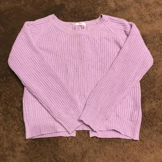リュリュ(RyuRyu)のセーター 美品(ニット/セーター)
