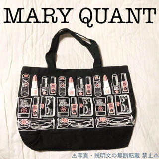 MARY QUANT - ⭐️新品⭐️【MARY QUANT】キャンバストート☆付録❗️