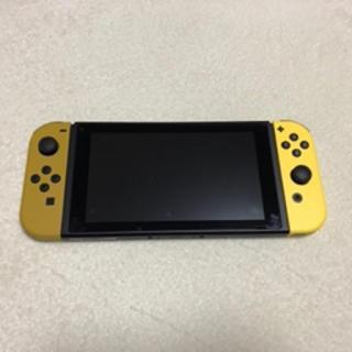 Nintendo Switch - 任天堂スイッチ ポケットモンスターLet'sGoピカチュウ 限定版