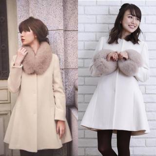 Rirandture - 新品未使用 リランドチュール  裾フレアAラインコート