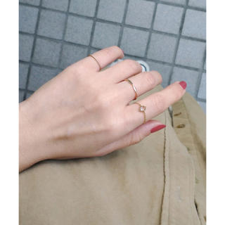 ☆様専用/K10 イエローゴールドリング(リング(指輪))