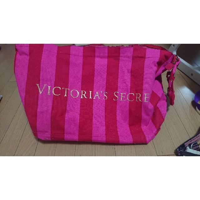Victoria's Secret(ヴィクトリアズシークレット)のヴィクトリアズ・シークレット 非売品かばん レディースのバッグ(ボストンバッグ)の商品写真