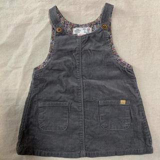 ZARA KIDS - zara baby mini コーデュロイ ジャンパースカート