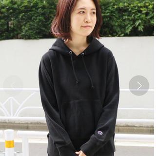 IENA - IENA CHAMPIONIENA 別注 REVERSE WEAVE フーディー