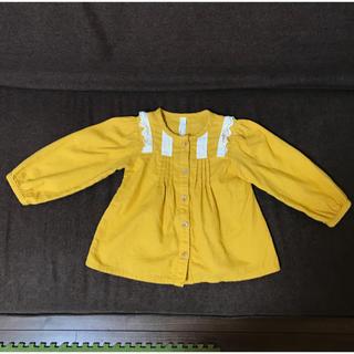 サニーランドスケープ(SunnyLandscape)の90センチ 女の子 長袖(Tシャツ/カットソー)