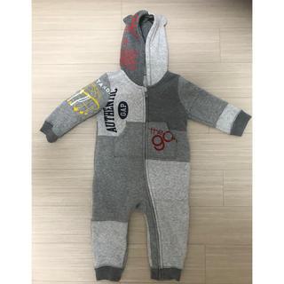 GAP - カバーオール GAP 80㎝ フード耳付き アウター 冬服 つなぎ ベビー服