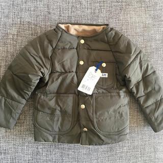 Lee - 新品未使用Leeボアフリースコートジャンパージャケットブルゾン120110今期