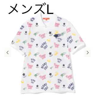 ビームス(BEAMS)のメンズL BEAMS 渋野日向子 全英女子オープン優勝記念モデル ポロシャツ(ウエア)