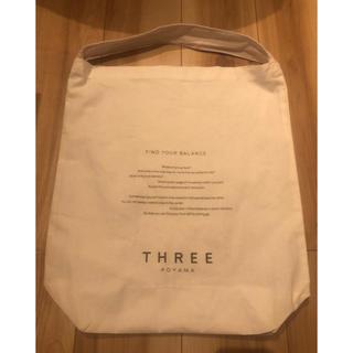 THREE - three   エコバッグ
