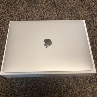 Mac (Apple) - macbook air 2018 シルバー