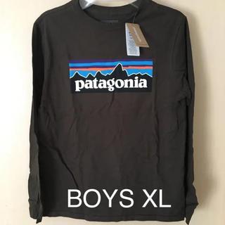 patagonia - Patagonia パタゴニア ロングTシャツ ボーイズ boy's